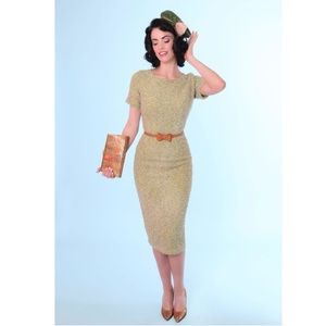 "Bettie Page ""Beverly Dress"" size Medium"